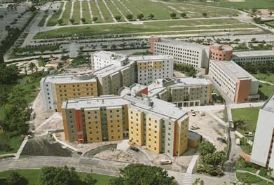 Fiu Lakeview Housing Facility Biscayne Engineering