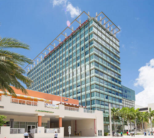The University Of Miami Clinical Research Building Biscayne Engineering